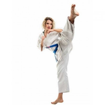 Gassho Hemp Karate Suit Medium Weight