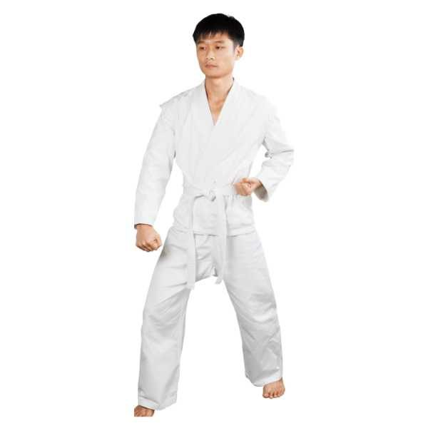 Hemp Karate Suit (LW) - Gassho- Hemp Martial Arts Clothing - Hemp Karate Gi